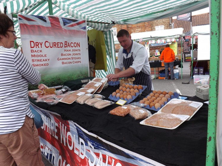 Bedale Monthly Food Market