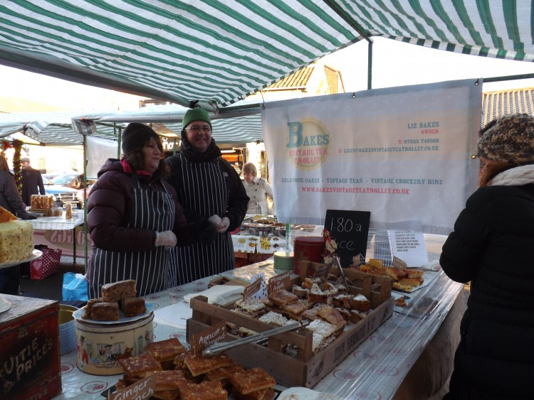 Bakes at Malton Monthly Food Market